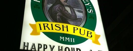 Rosie McCaffrey's Irish Pub is one of Midtown Madness.
