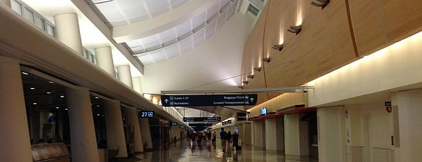 Terminal B is one of Ben's list for Airports.