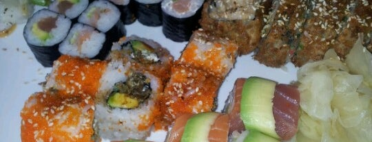 Tabeyo Sushi is one of war ich da, war ok.