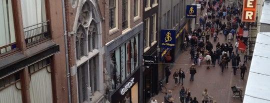 Kalverstraat is one of AMS/ADE.