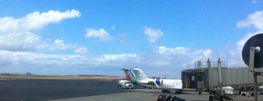 Kahului Airport (OGG) is one of AIRPORT.
