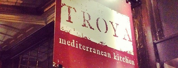 Troya is one of 7x7 Big Eat SF 2013.