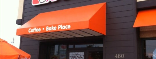 Dunkin' is one of Latonia's Liked Places.