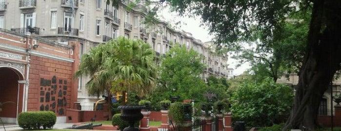 Parque Lezama is one of Buenos Aires Tour.