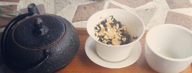Samovar Tea Lounge is one of SF Coffee Tea & Sweets.