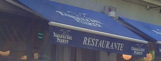 Taberna Del Puerto is one of Restaurantes.