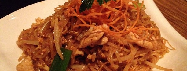 Talent Thai Kitchen is one of USA NYC MAN Midtown East.