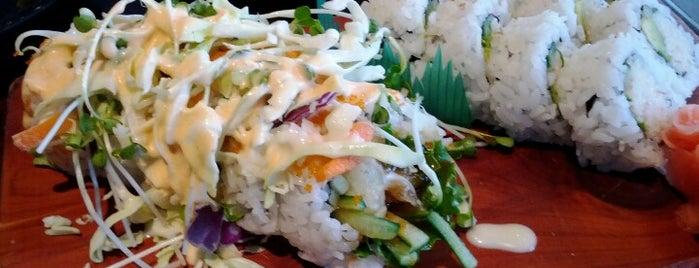 Sushi Garden is one of Posti che sono piaciuti a Michelle.