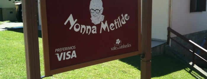 Ristorante Nonna Metilde is one of Annieさんの保存済みスポット.