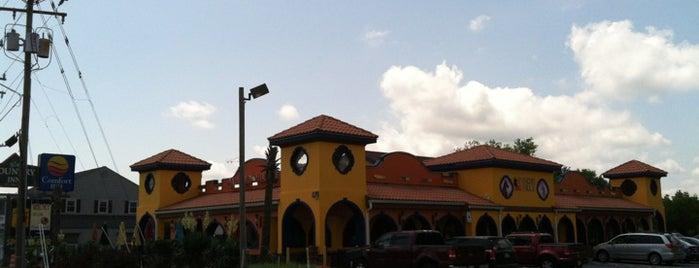 Pancho Villa is one of Tempat yang Disukai Tommy.