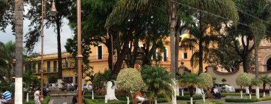 Parque Lopez is one of Anna Pao : понравившиеся места.