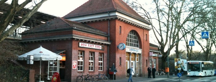 S Sonnenallee is one of U & S Bahnen Berlin by. RayJay.