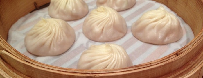 Din Tai Fung is one of Locais curtidos por Ashley.