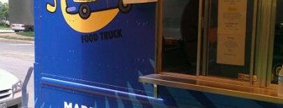 Uncle Paulie's Food Truck is one of Washington DC Food Trucks.