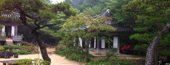 Nakseonjae is one of Tempat yang Disimpan Kaeinux.