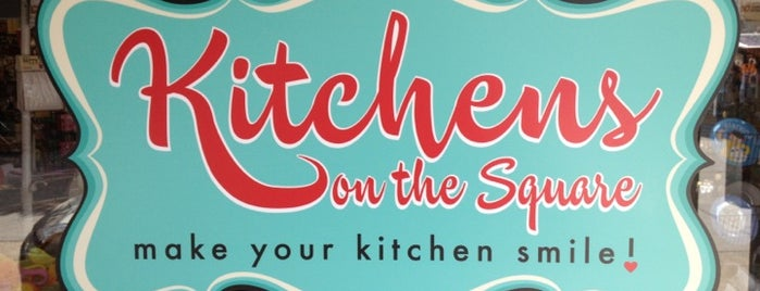 Kitchens on The Square is one of Savannah.
