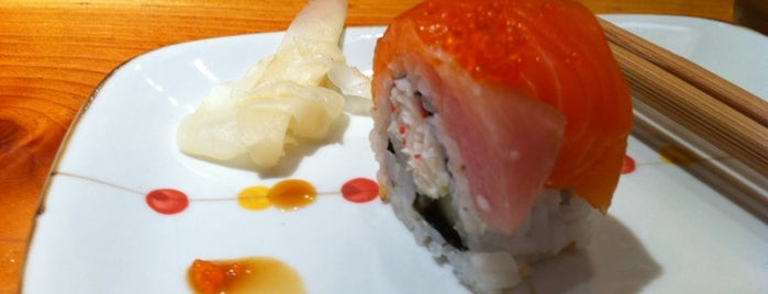 Miyabi Sushi is one of Posti salvati di NiteLite.