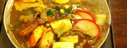 Boiling Point is one of LA.