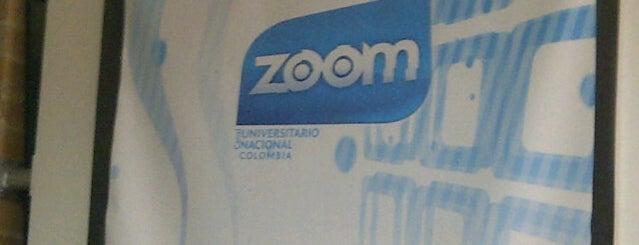 Canal Universitario Zoom is one of Aquí Se debería Poder Rayar las Paredes.