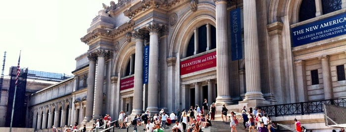 The Metropolitan Museum of Art is one of The New Yorker's About Town.