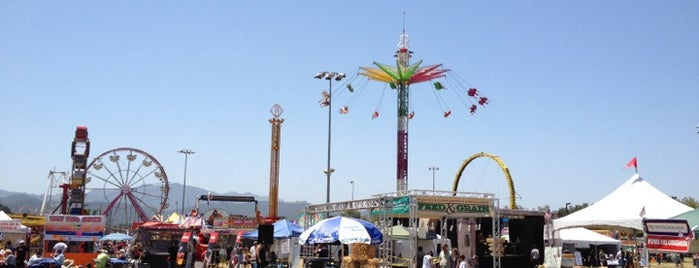 Conejo Valley Days Fair is one of SWEET.