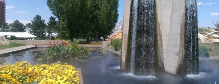 Denver Botanic Gardens is one of Sights to See in Denver, CO.