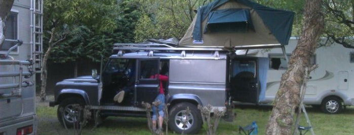 Camping Zeus, Pompei is one of Alexandrさんのお気に入りスポット.
