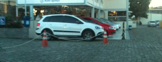 Auto Iguaçu Volkswagen is one of Dealers.