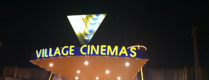 Village Cinemas is one of Lugares favoritos de Alex.