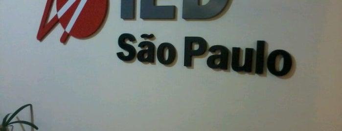 IED São Paulo is one of Ideva'nın Beğendiği Mekanlar.