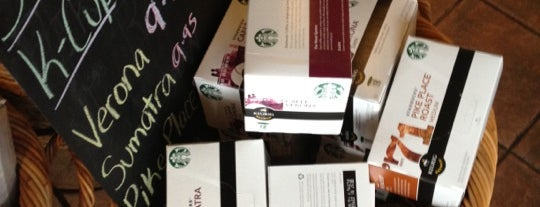 Starbucks is one of Zarahi's Liked Places.