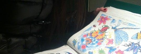 Tattoo studio is one of Posti che sono piaciuti a Valeron.