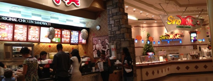 Chick-fil-A is one of Must-visit Food in Raleigh.