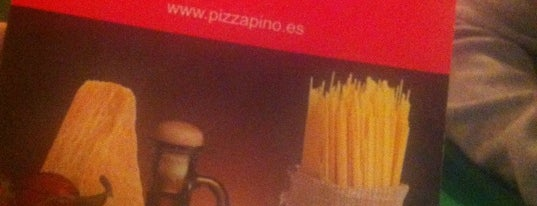 Pizza Pino is one of Rincones de Málaga.