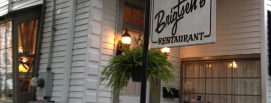 Brigtsen's Restaurant is one of NOLA.