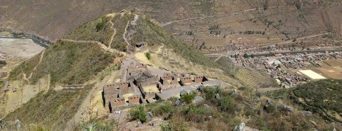 Parque Arqueológico de Pisac is one of cusco.