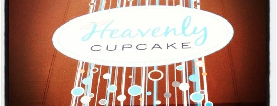 Heavenly Cupcake is one of Eat like Kevin & Darrell.