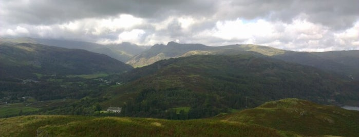 Loughrigg Summit is one of Lake District.