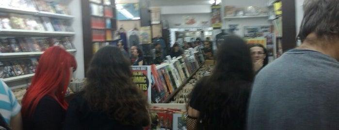 Imágenes comics is one of สถานที่ที่บันทึกไว้ของ Jorge.