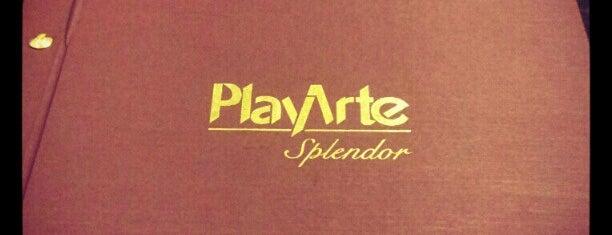 PlayArte Splendor is one of 10 Melhores Salas de Cinema de São Paulo.