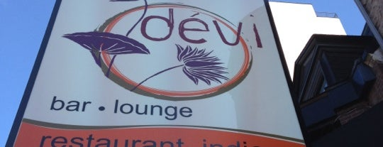 Devi is one of Indian to try in Montréal.