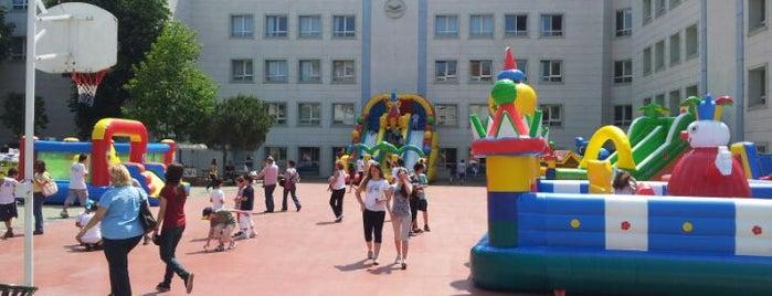 Özel İstek Uluğbey Lisesi is one of สถานที่ที่ Metin ถูกใจ.