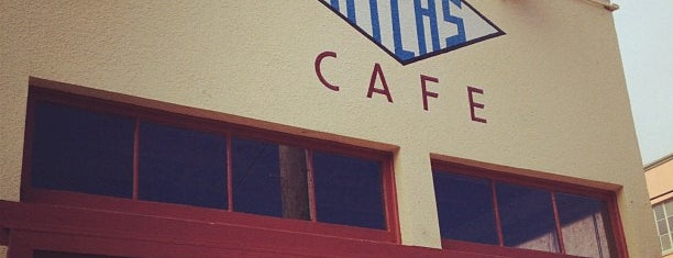 Atlas Cafe is one of The San Franciscans: Cafés.
