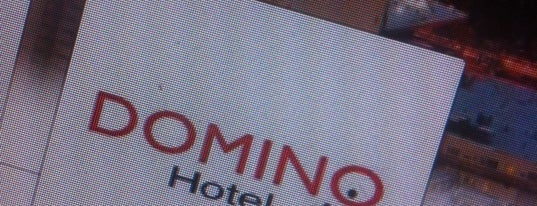 Domino Hotel is one of Knysh : понравившиеся места.