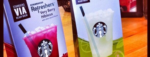 Starbucks is one of AtomicApril'in Beğendiği Mekanlar.