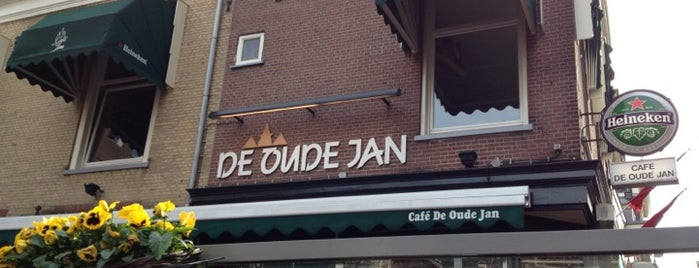 Café De Oude Jan is one of Locais curtidos por Thomas.