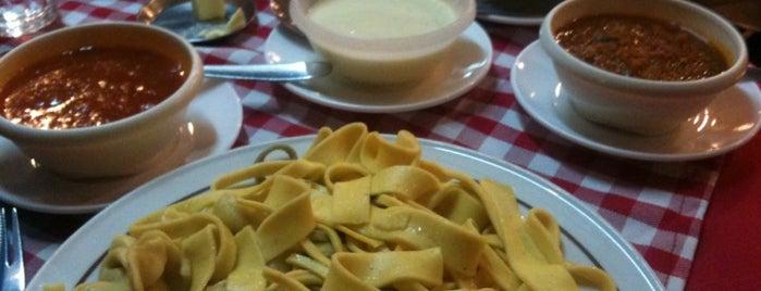 Da Renzo is one of Restaurantes recomendados por amigos Gourmet.