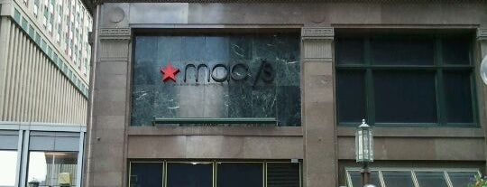 Macy's is one of Chip.