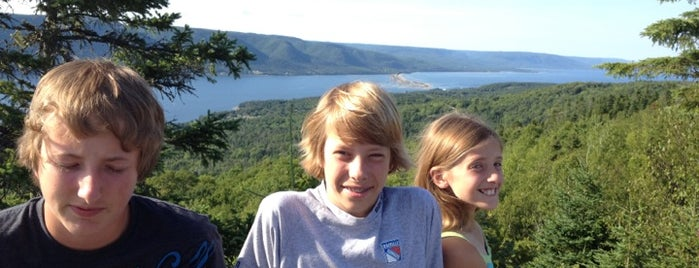 Cape Breton Highlands National Park is one of Greg's Liked Places.
