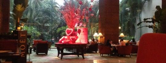 Lobby Lounge is one of Manila.